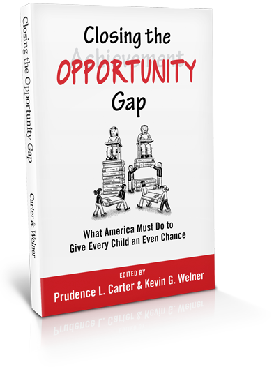 Closing the Opportunity Gap book
